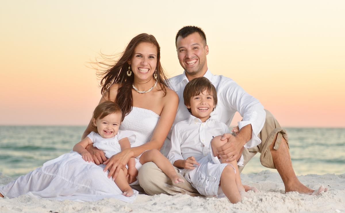 Basics for Family Photos