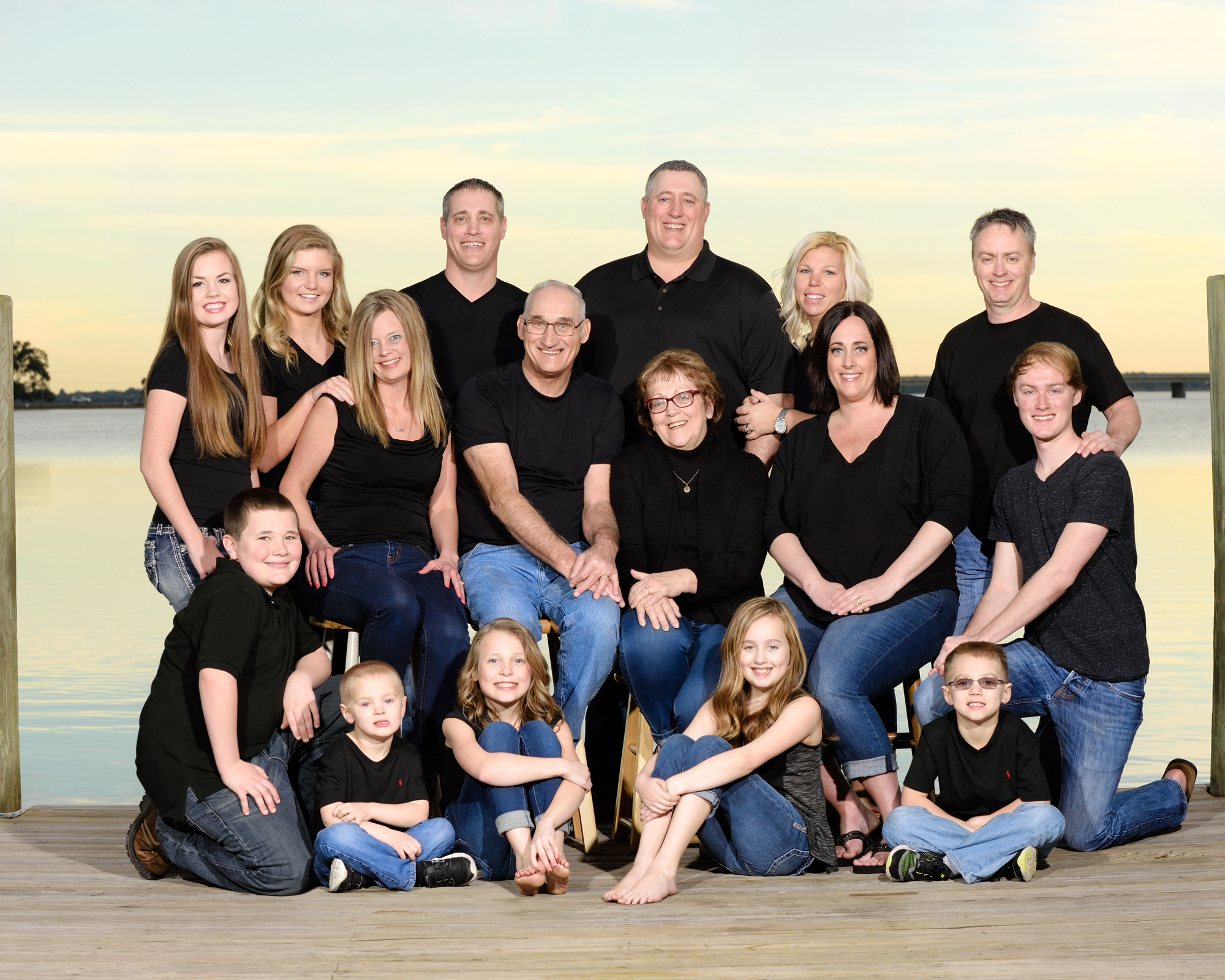 Beautiful family photos by a professional angel navarro photographyangel navarro photography high school senior portraits weddings head shots